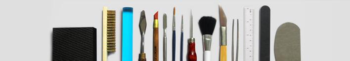 <span>Todas las herramientas necesarias</span> para Metales Moldeables